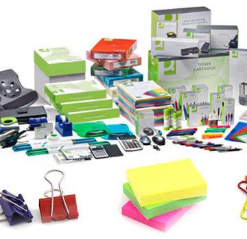 Prodaja drobnega pisarniškega materiala